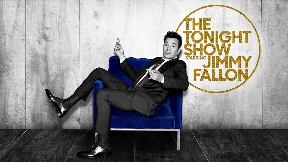A Good Laugh with Comedian Jimmy Fallon!